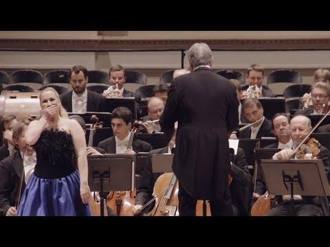 Encore Surprise! Vienna Philharmonic Orchestra, Diana Damrau, Zubin Mehta