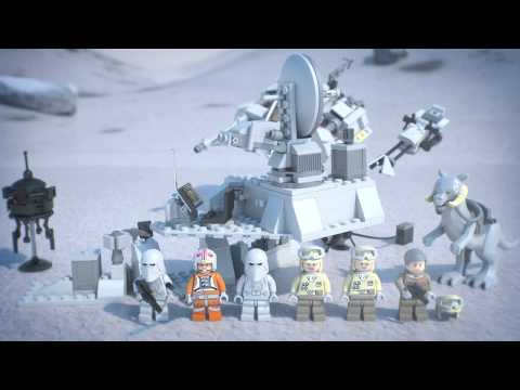 LEGO® Star Wars™: Battle of Hoth™ (75014)
