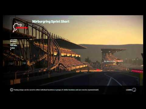 Project CARS bmw power ps4