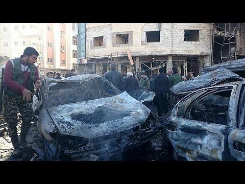 ИГИЛ взяла ответственность за теракт под Дамаском