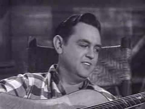 Merle Travis performs