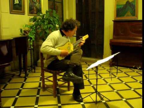 Alonso Mudarra, Fantasía que contrahaze el arpa