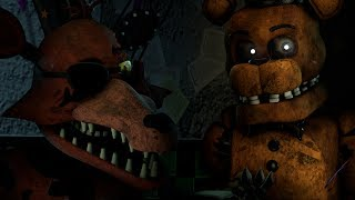 5 AM at Freddy's: The Prequel[SFM][FNAF][REMAKE]