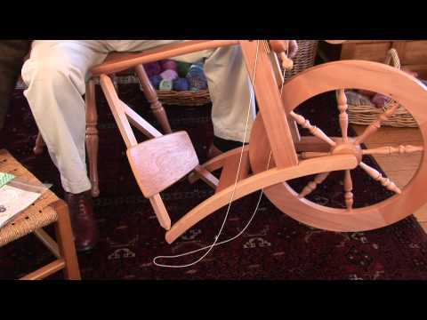 Ashford - Maintaining your spinning wheel