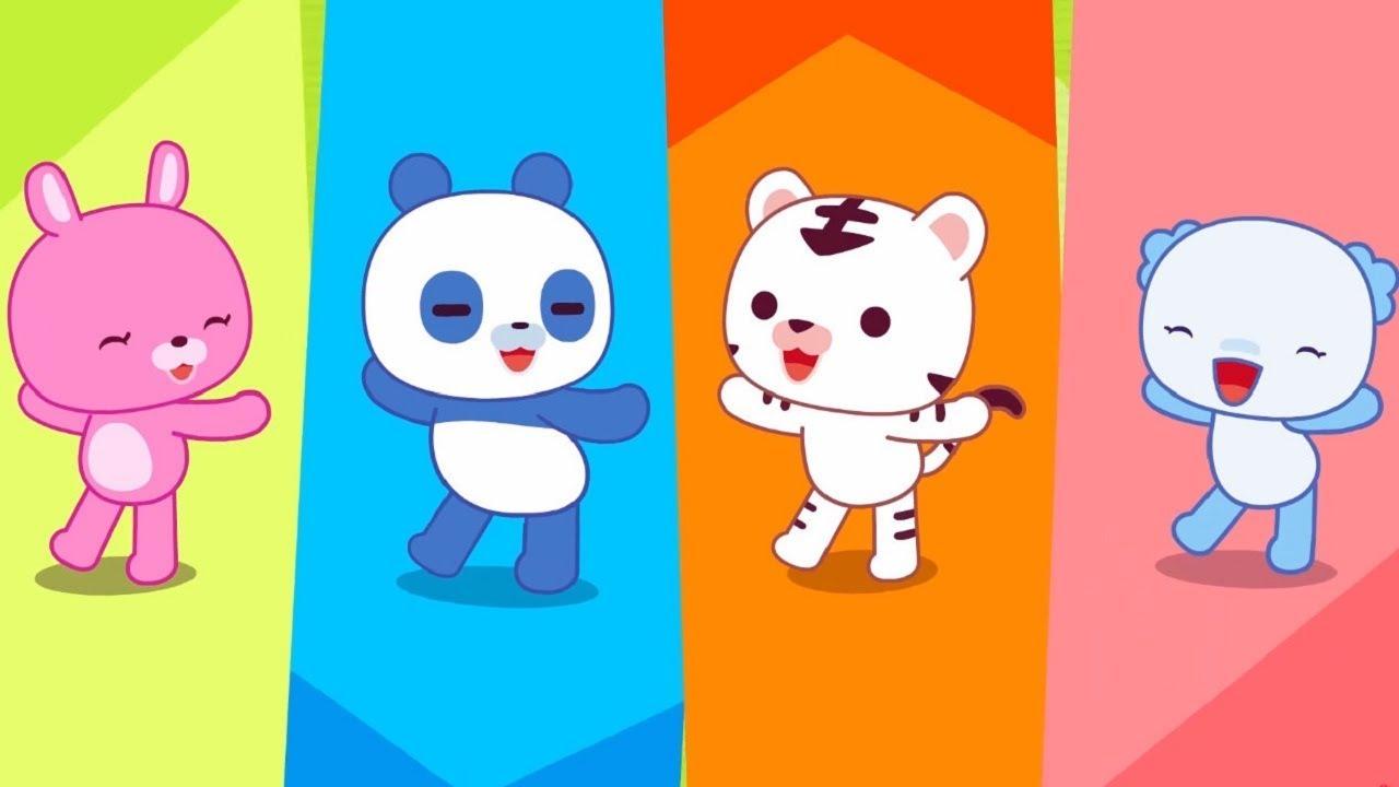 Детские песенки - Луби Лу (Baeko) - теремок песенки для детей и малышей , потешки и рифмы