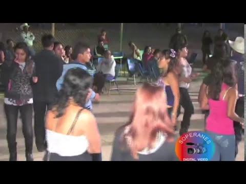 Salitrillo puebla feria 2011 baile con los sucesores del norte
