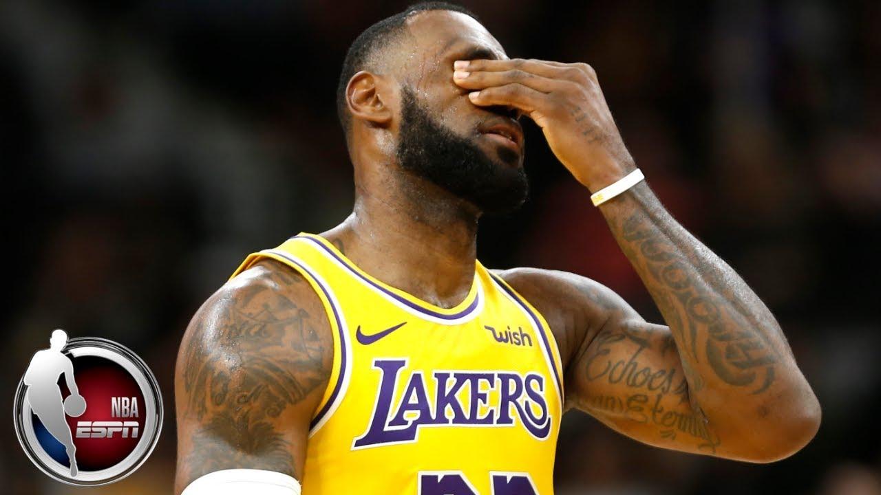 LeBron James, Lakers fall to DeMar DeRozan, Spurs | NBA Highlights