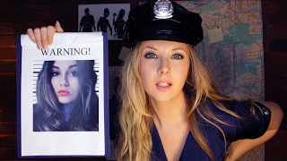 ?ASMR-POLICE?: gentle inspection?and medical examination?Playful roleplay