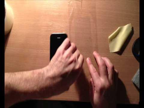 Видео как снять пленку с Айфона