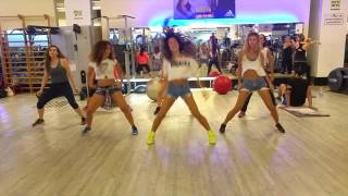 "MEon the Mic - Zumba Beyonce- ""MOVE YOUR BODY!"""