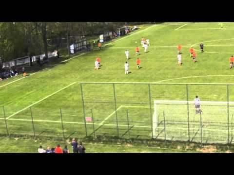 FC Baník Ostrava U15 - SK Sigma Olomouc U15 2:1 (0:1)
