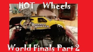 Toy Monster Jam World Series Finale Part 2
