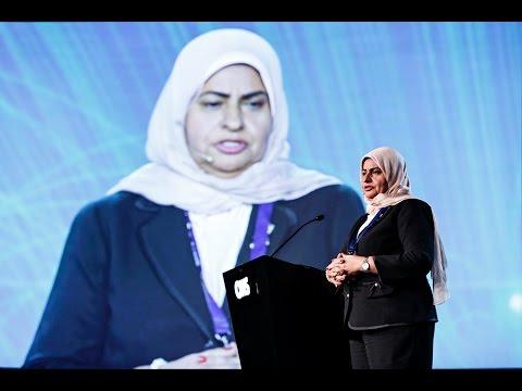 Sara Akbar, CEO of Kuwait Energy