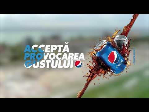 Pepsi Taste Challenge 2019 - Românii au acceptat provocarea gustului