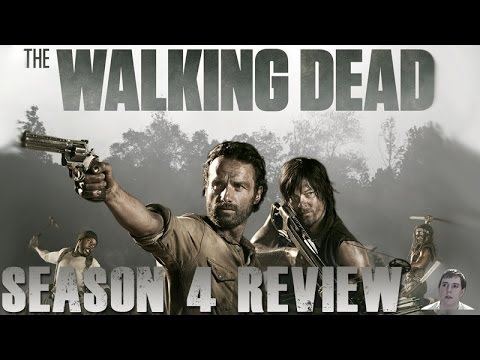 The Walking Dead Season 4 - Video Review!