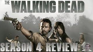 The Walking Dead Season 4 - Video Review!