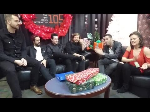 Interview: Bastille with Kevin Klein Live at LIVE 105 Not So Silent Night 2016