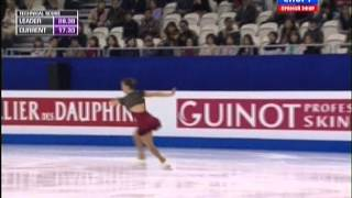 World Figure Skating Championships 2015. SP. Giada RUSSO
