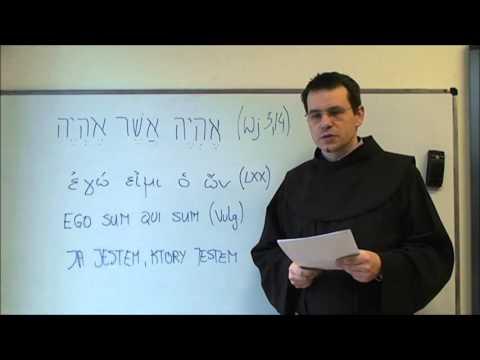 Język Hebrajski Biblijny (ciekawostki) Cz. 3, WSFH