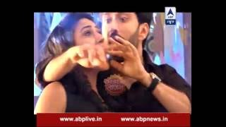 Ishqbaaz: Shivay-Anika ate lot of 'paans' for this dance sequence