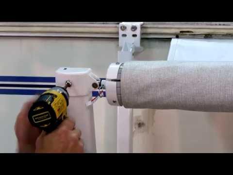 Solera Awning - Replacing a Manual Awning Spring Assembly