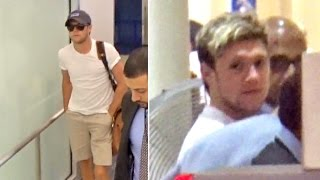 Niall Horan Bashful When Asked About Donald Trump