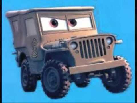 la Jeep Col Pelo le Piccole