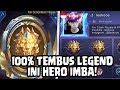 100% KALIAN PASTI LEGEND KALAU PAKAI HERO INI! - Mobile Legends Indonesia MP3