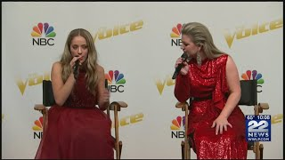 Download Lagu Brynn Cartelli keeping busy with interviews and events after winning The Voice Gratis STAFABAND