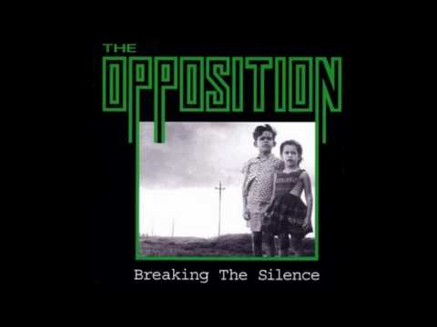 opposition - black and white