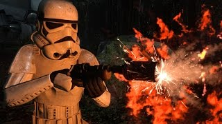 Star Wars Battlefront: Shotgun Only Cargo Funny Moments w/Friends