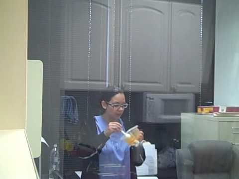 Ghost In The Office Prank video