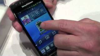 Sony Ericsson Xperia Arc Hands On