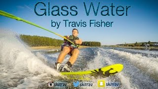 Glass Water - Summer 2015 GoPro Water Skiing