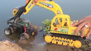 Cars for children excavator for kids