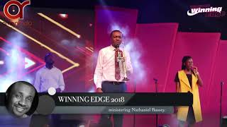 Nathaniel Bassey at Winning Edge 2018