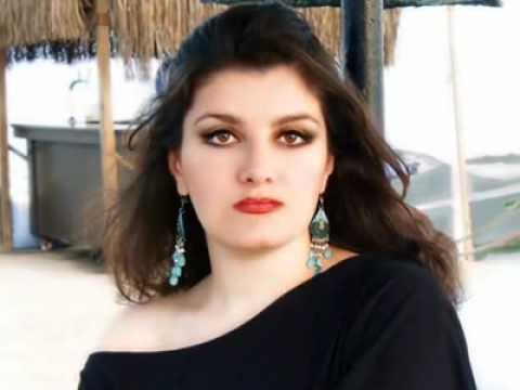 Sarı Gelin - Parisa Arsalani (Turkish song - Azerbaijan)