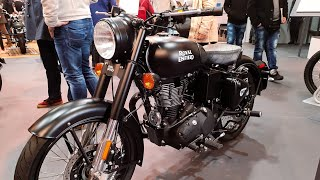 Top 8 New Royal Enfield Motorcycles in 2019
