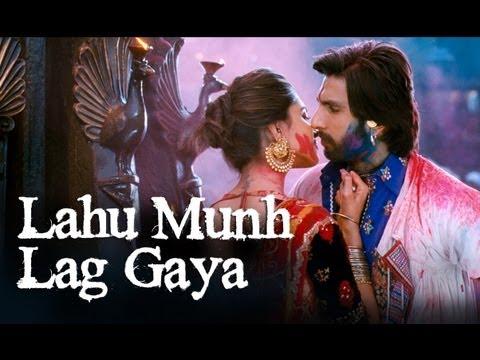 Lahu Munh Lag Gaya Song - Goliyon Ki Raasleela Ram-leela Ft. Deepika Padukone, Ranveer Singh video