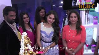 Andrea Jeremiah Inaugurates The 15th ABC Clinic
