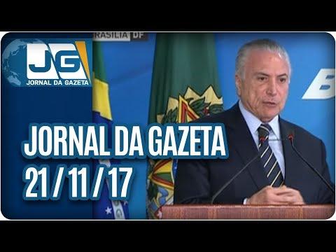 Jornal da Gazeta - 21/11/2017