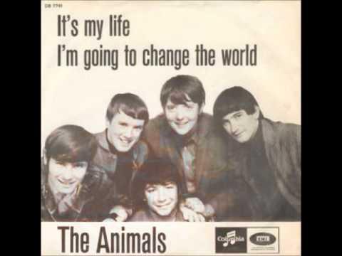 The Animals It's My Life