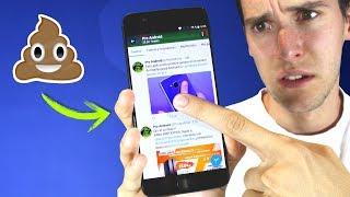 ONEPLUS LA HA CAGADO - Grave Problema de Scroll en pantalla del OnePlus 5