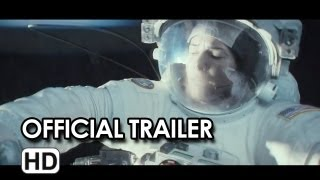 Gravity - Gravity Official Trailer - Detached (2013) - George Clooney Movie HD