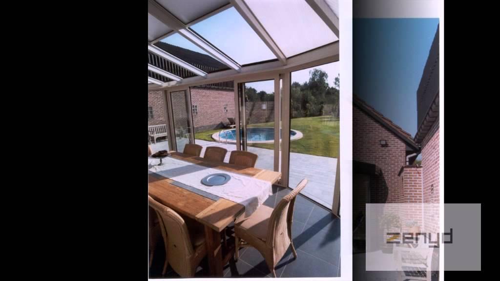 Serres Sliding Roof Zenyd By Sunland Veranda 39 S Retractable