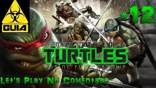 Teenage Mutant Ninja Turtles: Out Of The Shadows Gameplay Español Parte 12 No Comentado