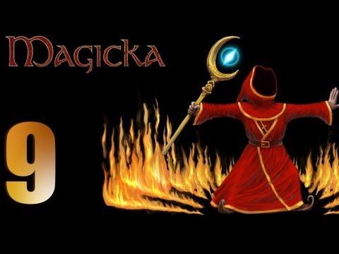 Magicka прохождение с Карном. Часть 9