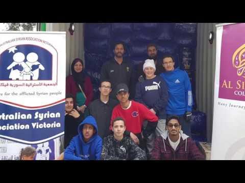Al Siraat College: Winter Syria Campaign