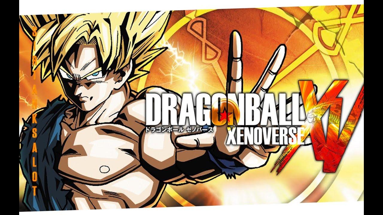 Обзор Dragon Ball XenoVerse - стань героем вселенной! FunnyCat.TV
