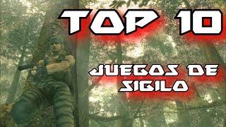 Top 10 | Juegos de Sigilo
